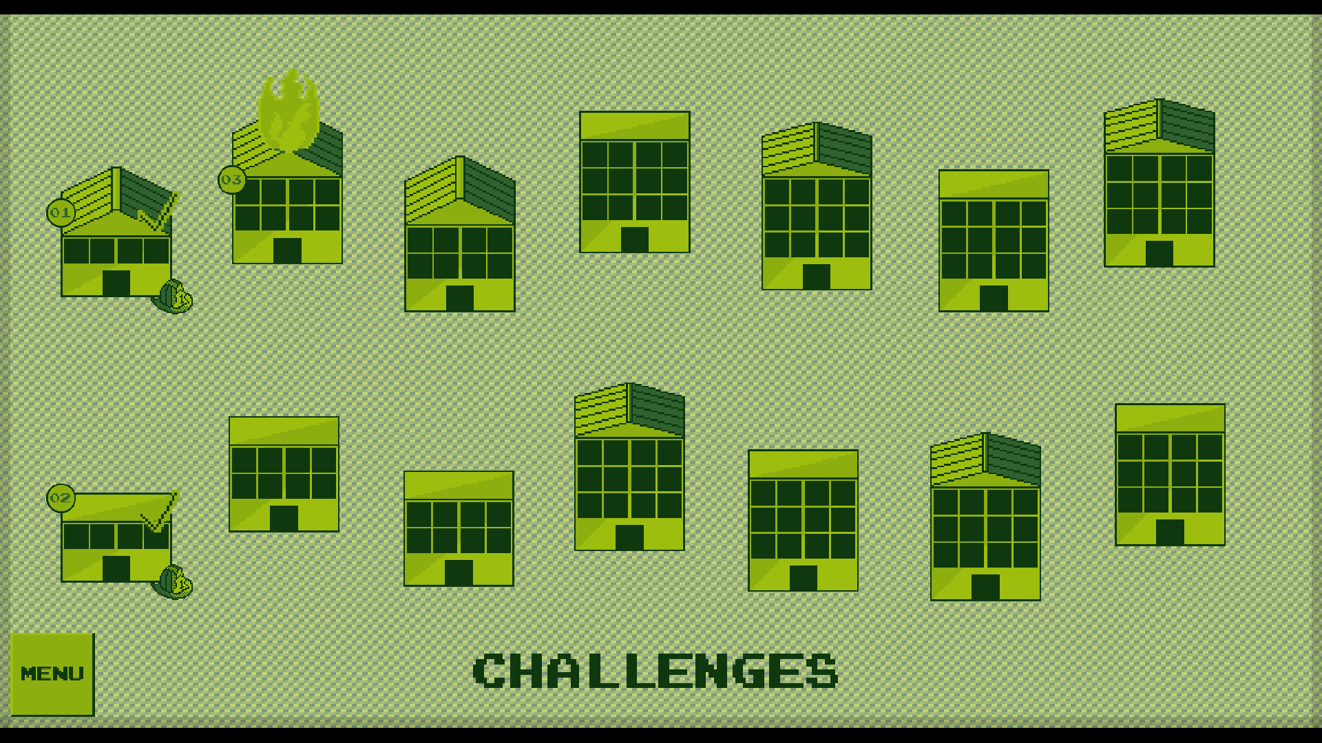 The city proposing the 14 challenges